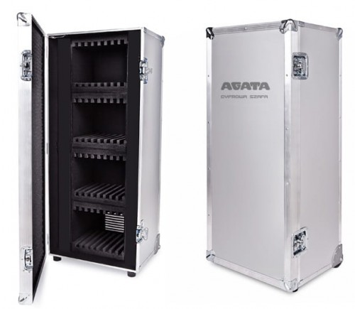 32 Tablets Storage & Charging Cabinet